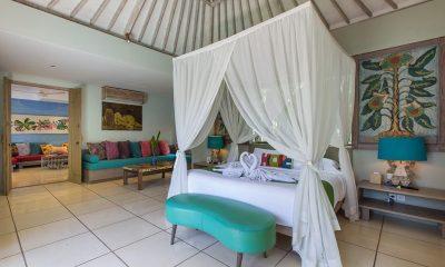 Villa Sky Li Master Bedroom Front View | Seminyak, Bali