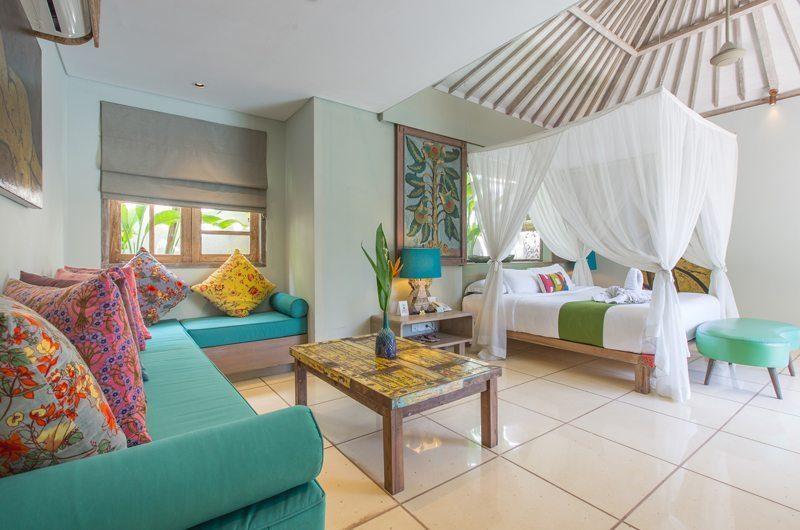 Villa Sky Li Master Bedroom | Seminyak, Bali