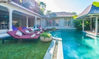 Villa Sky Li Sun Deck | Seminyak, Bali