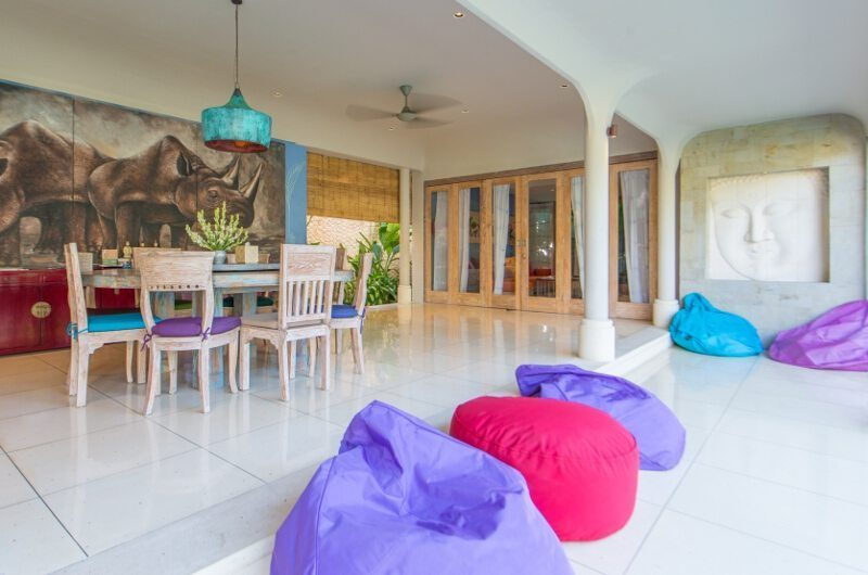 Villa Sky Li Dining Area | Seminyak, Bali