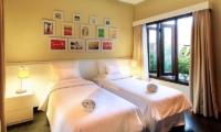 Bali Beach Pad Guest bedroom   Seminyak, Bali