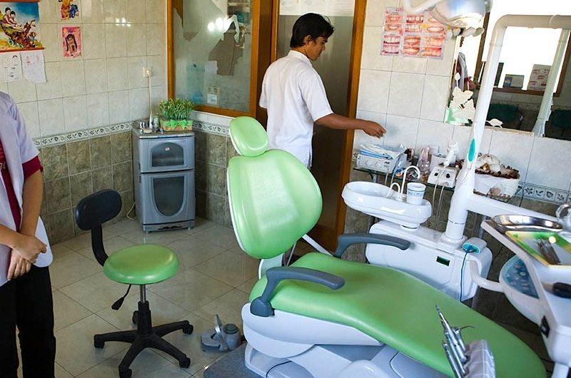 Dental treatments in Bali
