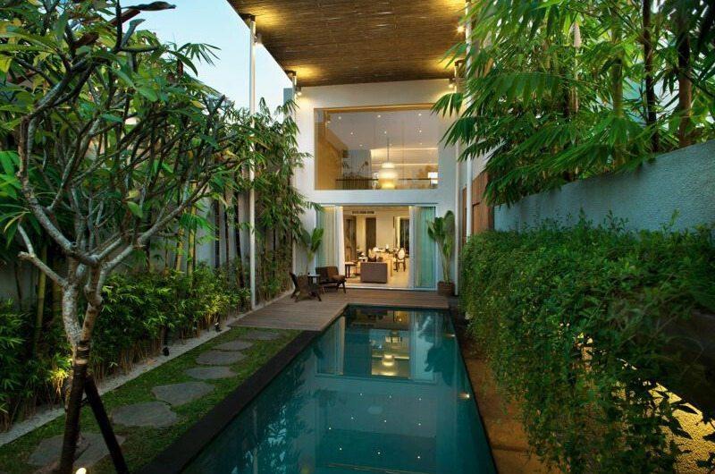 Hu'u Villas Pool Area | Seminyak, Bali