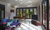 Ombak Luwung Bedroom with TV   Canggu, Bali