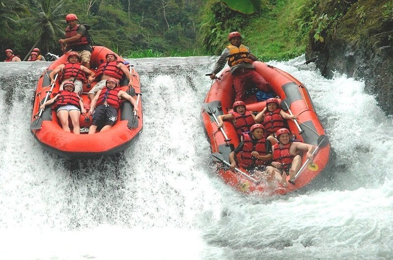 A Race with the Rapids