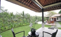 Villa Amrita Outdoor Seating Area | Ubud, Bali