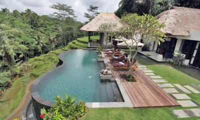 Villa Amrita Swimming Pool | Ubud, Bali