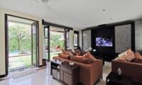 Villa Amrita Living Area | Ubud, Bali