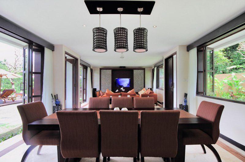 Villa Amrita Dining Area | Ubud, Bali