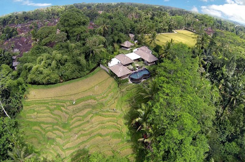Villa Amrita Outdoor Area | Ubud, Bali