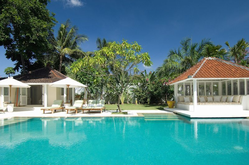 Villa Hermosa Swimming Pool and Gazibo | Seminyak, Bali