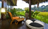 Villa Kunang Kunang | Bungalow1 Terrace | Ubud, Bali