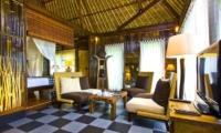 Villa Kunang Kunang | Bungalow1 Living Room | Ubud, Bali