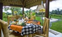 Villa Kunang Kunang Restaurant | Ubud, Bali