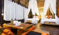 Villa Kunang Kunang | Rice Barn Bedroom | Ubud, Bali