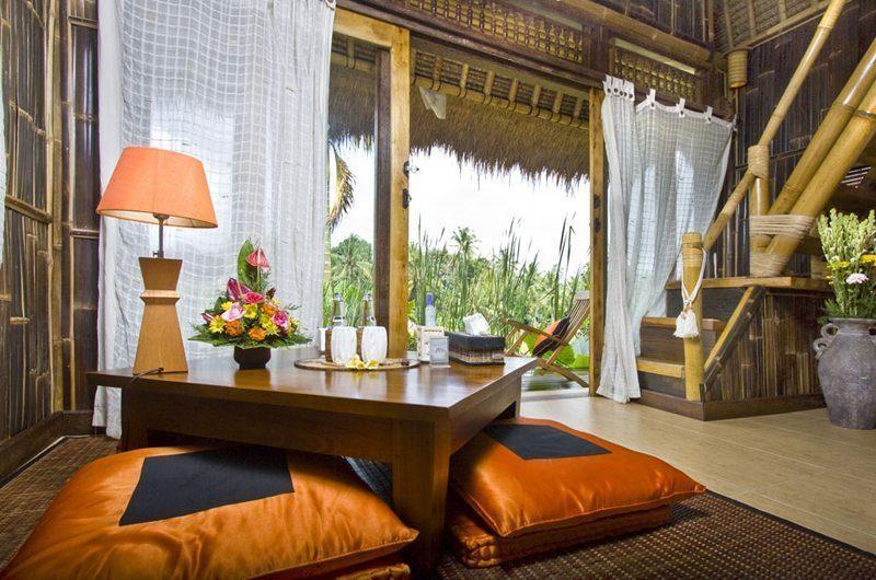 Villa Kunang Kunang | Rice Barn Living Room | Ubud, Bali