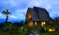 Villa Kunang Kunang | Rice Barn Exterior | Ubud, Bali