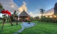 Villa Kunang Kunang | Bungalow2 Entrance | Ubud, Bali