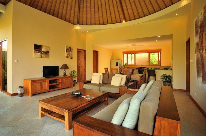 Villa Lea | 2br Living Room | Umalas, Bali