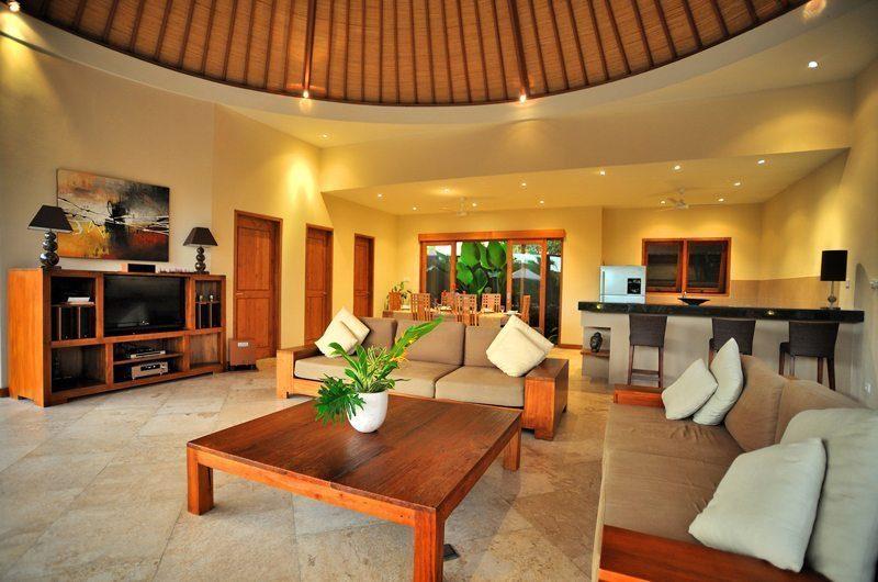 Villa Lea | 4br Living Room | Umalas, Bali