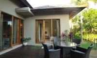Villa Lea | 4br Outdoor Living Area | Umalas, Bali