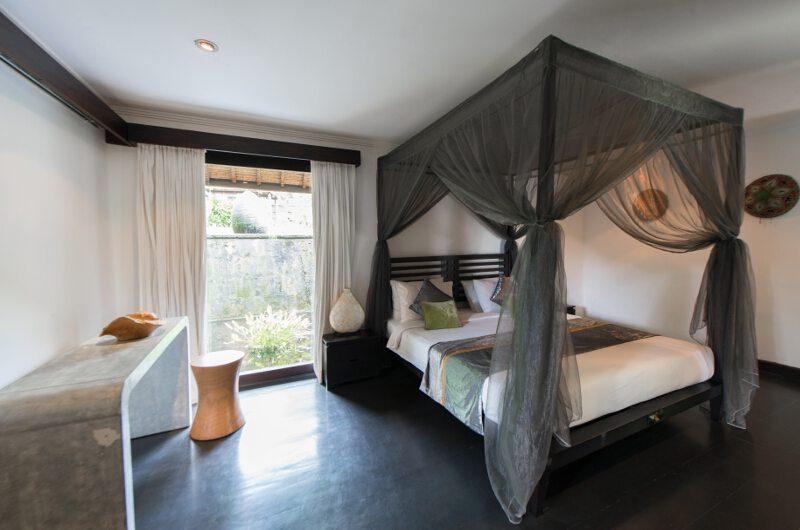 Villa Palm River Bedroom Front View | Pererenan, Bali