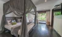 Villa Palm River Master Bedroom Side View | Pererenan, Bali