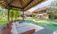 Villa Palm River Bale | Pererenan, Bali
