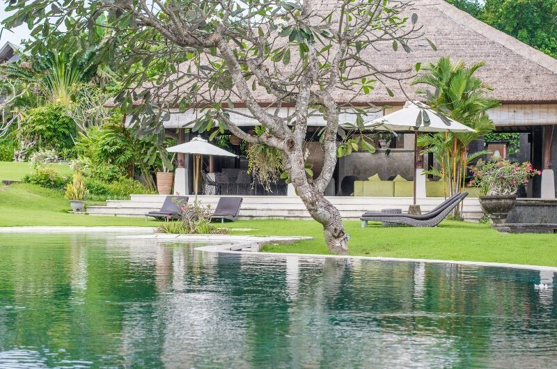 Villa Palm River Garden And Pool | Pererenan, Bali