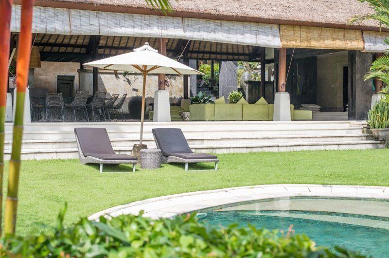 Villa Palm River Sun Deck | Pererenan, Bali