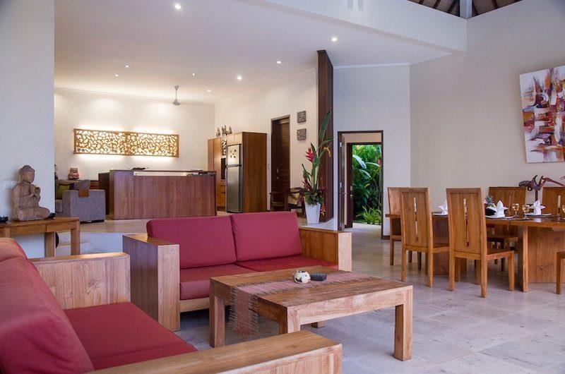 Villa Suliac Living Area   Legian, Bali