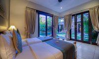 Villa Sundari Twin Bedrooms | Seminyak, Bali