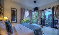 Villa Sundari Bedroom with TV | Seminyak, Bali