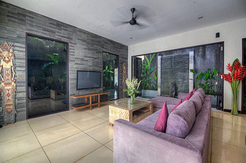 Villa Sundari Media Area | Seminyak, Bali