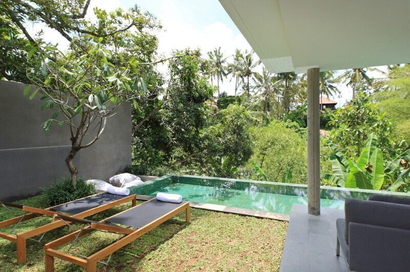 Aria Villas Sun Beds | Ubud, Bali