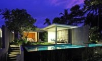 Aria Villas Swimming Pool   Ubud, Bali