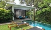 Aria Villas Pool Side   Ubud, Bali