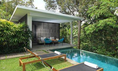 Aria Villas Pool Side | Ubud, Bali
