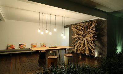 Aria Villas Dining Area | Ubud, Bali