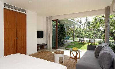 Aria Villas Bedroom View | Ubud, Bali