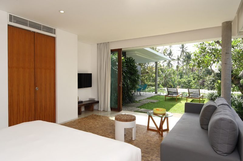 Aria Villas Bedroom View | Ubud, Bali