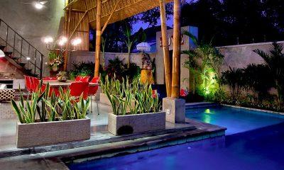 Esha Seminyak 2 Open Plan Dining Area | Seminyak, Bali