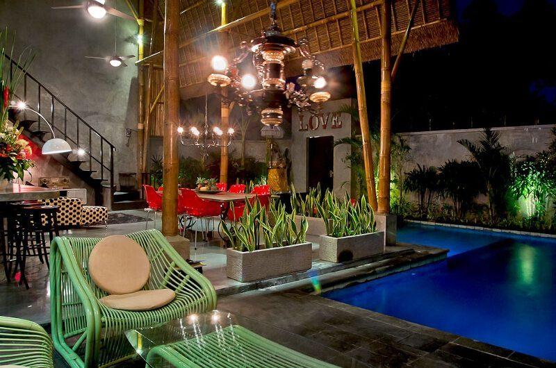 Esha Seminyak 2 Open Plan Living | Seminyak, Bali
