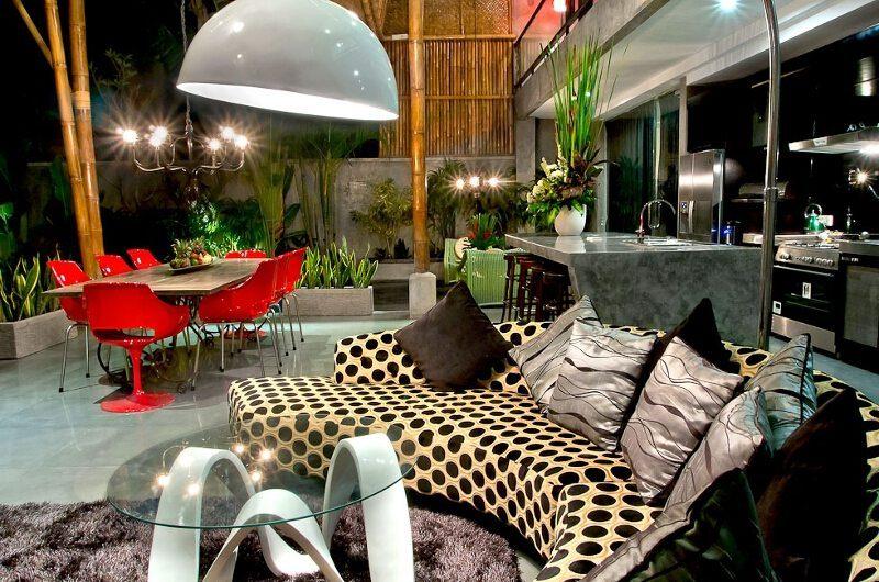 Esha Seminyak 2 Living And Dining Area | Seminyak, Bali