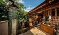 Hartland Estate Outdoor Bathroom | Ubud, Bali