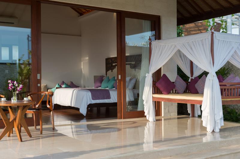 Pandawa Cliff Estate Villa Marie Bedroom View | Ungasan, Bali