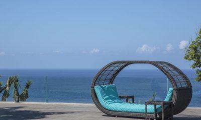 Pandawa Cliff Estate Villa Markisa Bird's Eye View   Ungasan, Bali