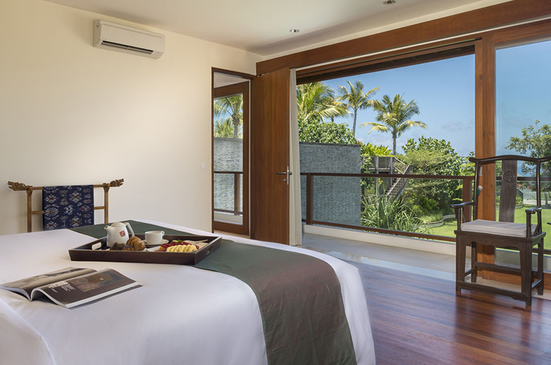 Pandawa Cliff Estate Villa Markisa Bedroom and Balcony | Ungasan, Bali