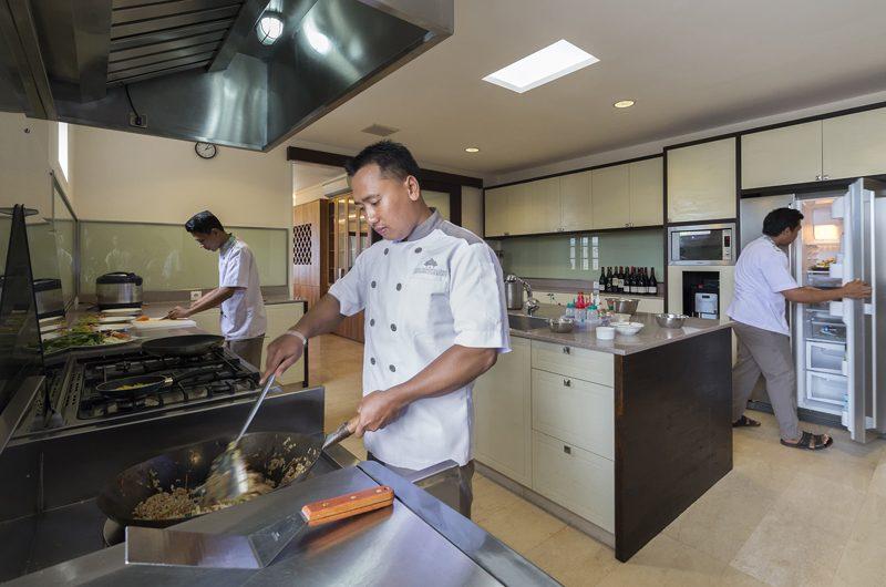 Pandawa Cliff Estate Villa Pala Kitchen | Ungasan, Bali