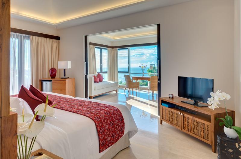 Pandawa Cliff Estate Villa Pala Bedroom with Balcony | Ungasan, Bali